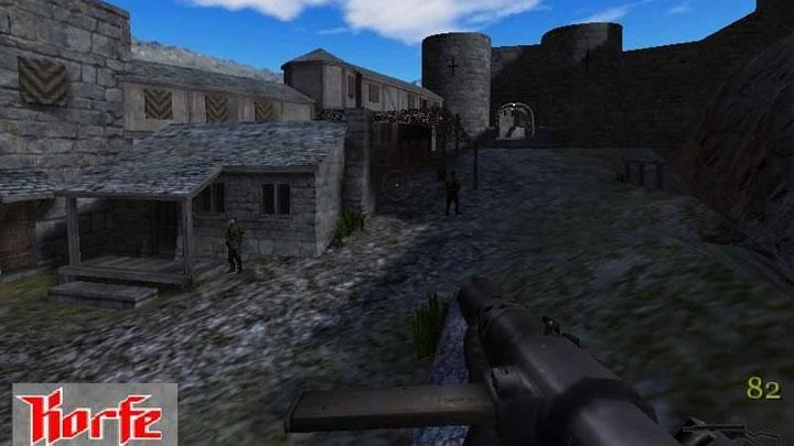 Return to Castle Wolfenstein GAME MOD Korfe - download