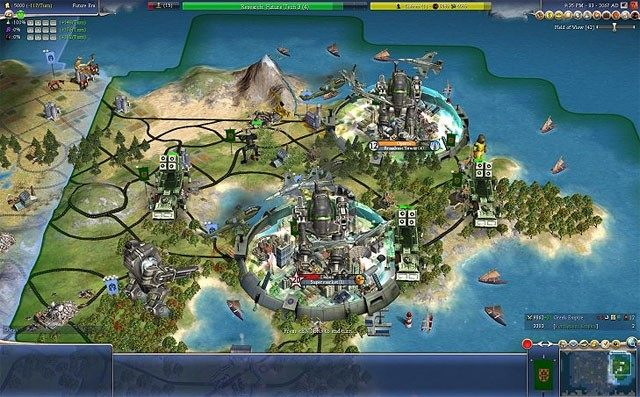 Sid Meier's Civilization IV: Beyond The Sword GAME MOD