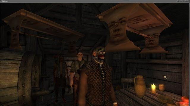 The Elder Scrolls IV: Oblivion GAME MOD Blockhead v 10 3 - download