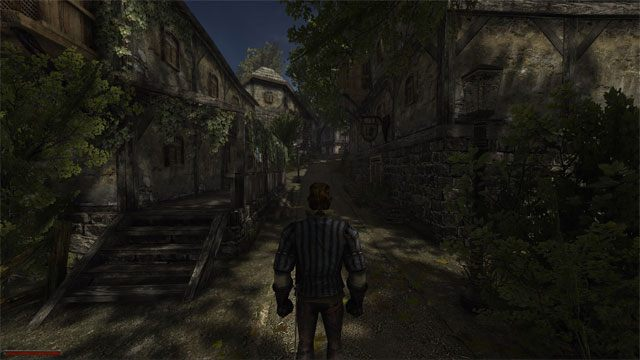 Gothic II: Noc Kruka mod Gothic II: Night of the Raven System Pack v.1.1