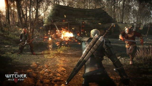 The Witcher 3: Wild Hunt GAME MOD Better Combat Enhanced v 2 26