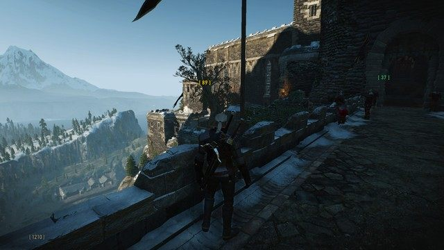 The Witcher 3: Wild Hunt GAME MOD Friendly HUD v 13 1 - download