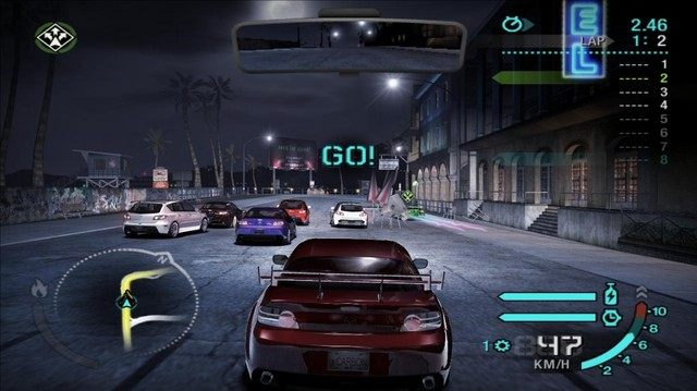 Need for Speed Carbon mod Widescreen Fix