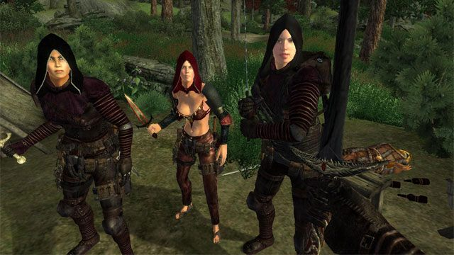 Tesiv: oblivion so you want to start using mods, eh? | neogaf.