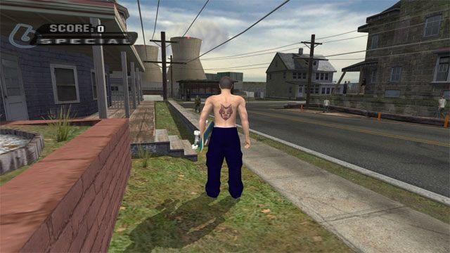 Tony Hawk's Underground GAME MOD Widescreen Fix - download
