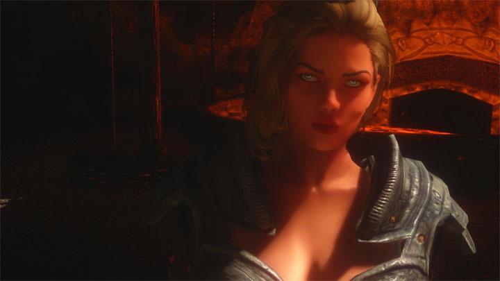 The Elder Scrolls V: Skyrim GAME MOD Livia Salvian