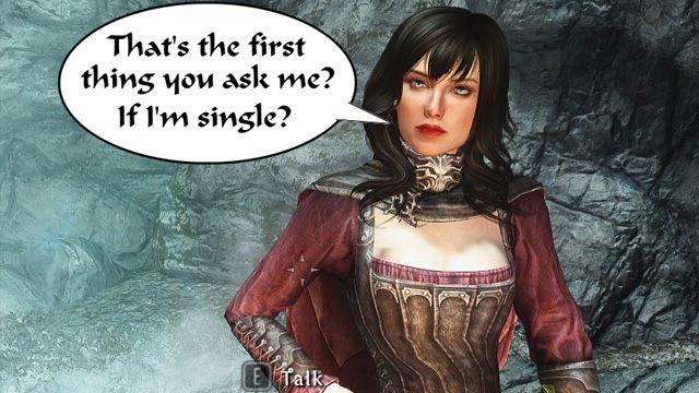 The Elder Scrolls V: Skyrim GAME MOD Amorous Adventures v