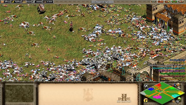 Age of Empires II: HD Edition - No Population Limit - Game mod - Download