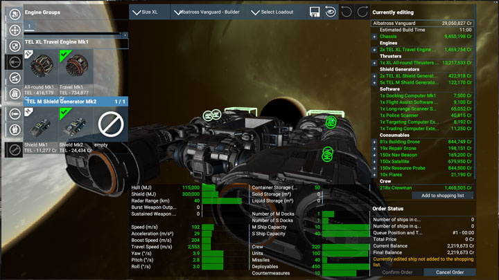 X4: Foundations GAME MOD Shield and Weapon Overhaul  Strong