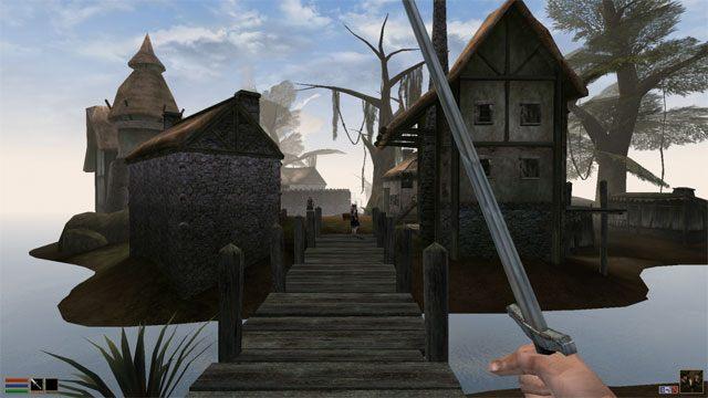 The Elder Scrolls III: Morrowind GAME MOD FPS Optimizer v
