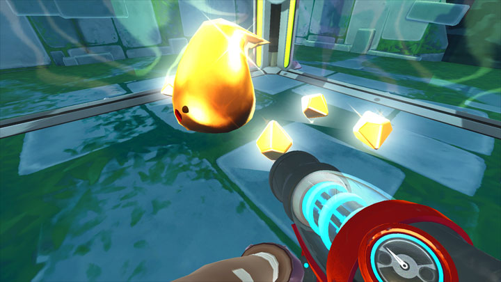 Slime Rancher GAME MOD The Gold Slime Rancher Mod v 1 2