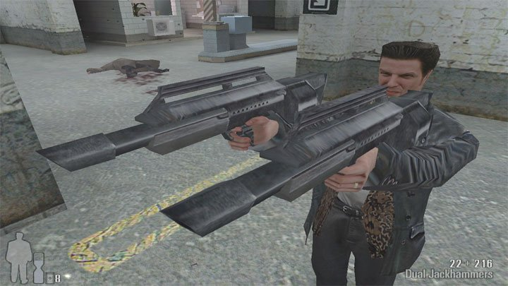 Max Payne Game Mod Max Payne 1 Dual Weapons V 1 Download