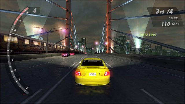 Need for Speed: Underground 2 mod Widescreen patch
