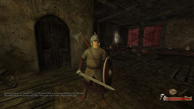 Mount & Blade: Warband mod The Sword And The Axe v.3.0