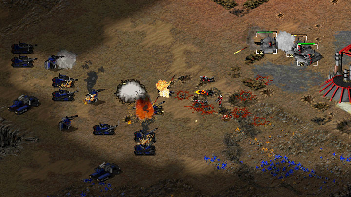 Command & Conquer: Tiberian Sun Firestorm GAME MOD NOD3a for
