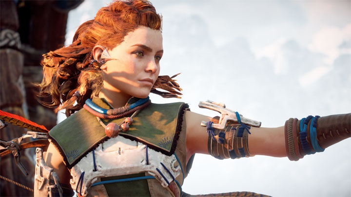 Horizon Zero Dawn, nude mode to watch Aloy available for