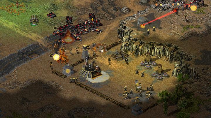 Command & Conquer: Tiberian Sun Firestorm GAME MOD Two new