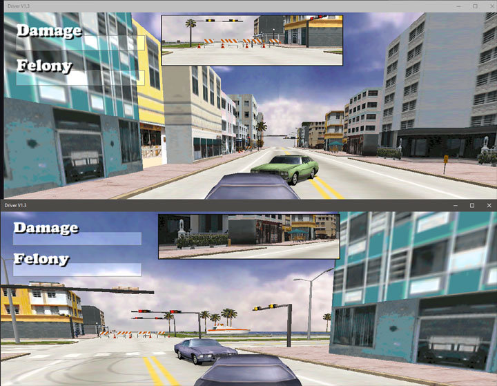 Driver (1999) mod Driver Multiplayer Client and Server v.1.2.1 Alpha
