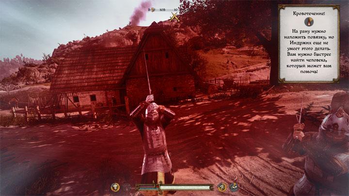 Kingdom Come: Deliverance GAME MOD No Blood On Screen v 1 0