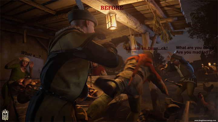 Kingdom Come: Deliverance GAME MOD Freezes and stuttering