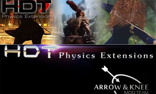 Skyrim hdt physics extensions