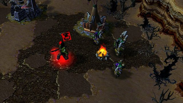 Warcraft Iii The Frozen Throne Game Mod Warhammer Eternal Strife