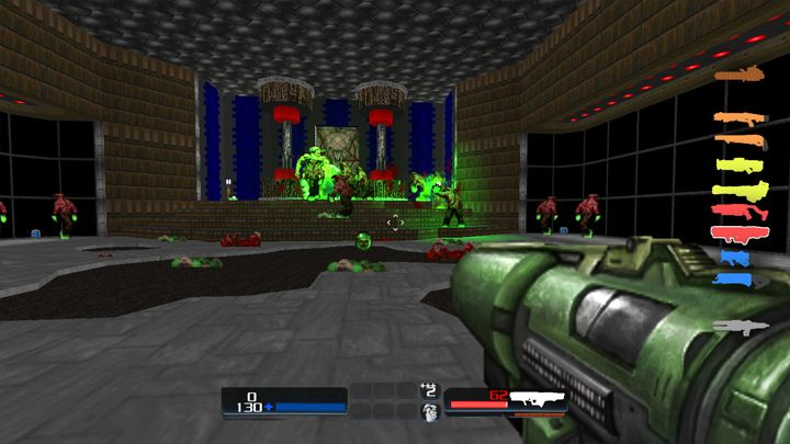 Doom II: Hell on Earth GAME MOD Death Foretold v 2 1 0 - download