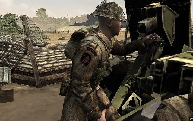 Company of Heroes GAME MOD Blitzkrieg v 5 0 0 - download