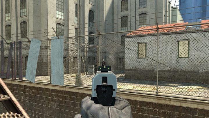 Half-Life 2 GAME MOD Deathmatch: Tactical v 1 2b - download