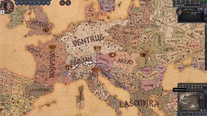 Crusader Kings II GAME MOD Prince of Darkness v.12062018 - download ...