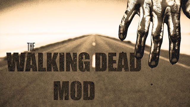 7 Days to Die mod The Walking Dead Mod v.1.1