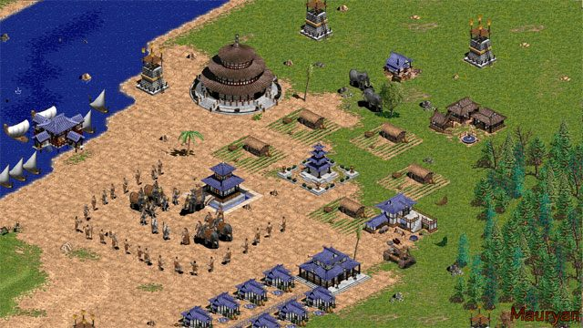 Age of empires: the rise of rome game mod lost empires v. 1. 4. 1.