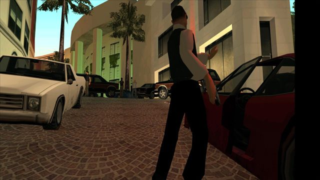 Grand Theft Auto: San Andreas mod The Carter Chronicles: Chapter One