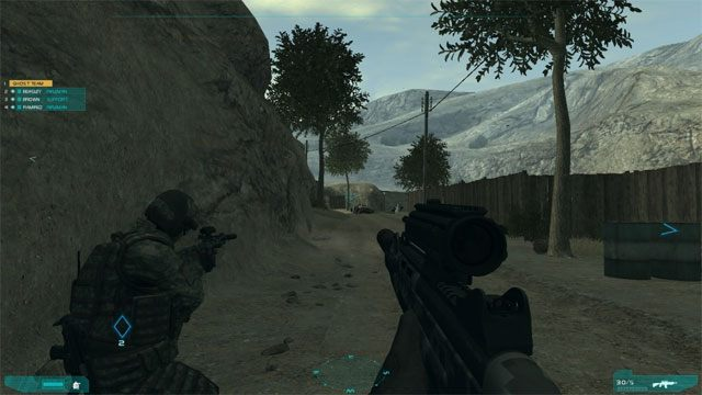 Ghost recon downloads » ghost recon advanced warfighter 2 » mods.