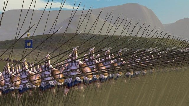 Rome: Total War GAME MOD The Greek Wars v 1 01 - download