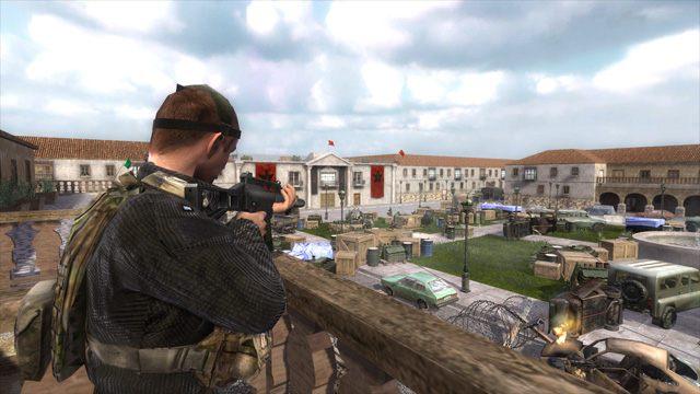 Call of Duty 4: Modern Warfare GAME MOD Rooftops Campaign v ... Call Of Duty Modern Warfare Maps List on call of duty mw3 maps list, call of duty black ops maps list, call of duty world at war maps list,