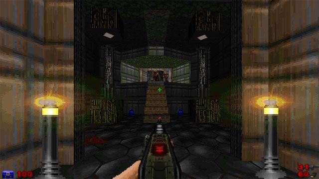 Doom II: Hell on Earth GAME MOD Ali's Brutal Doom v 0 7b1
