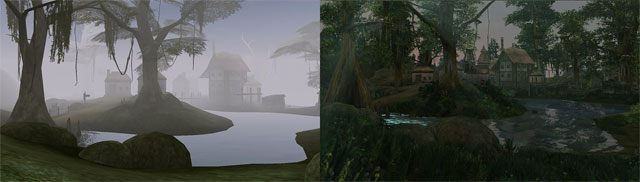 The Elder Scrolls III: Morrowind GAME MOD Morrowind Overhaul