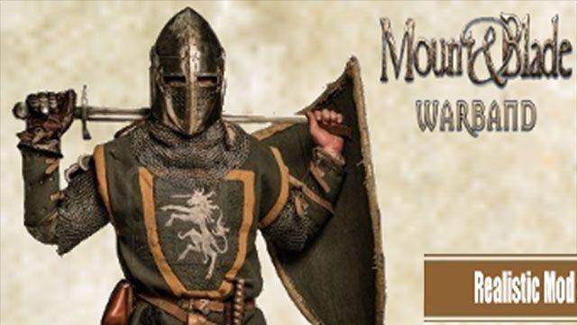 Mount Blade Warband Game Mod Realistic Mod V 3 3 Download