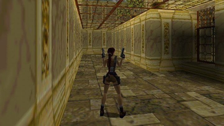 Tomb Raider II: The Dagger of Xian GAME MOD High quality