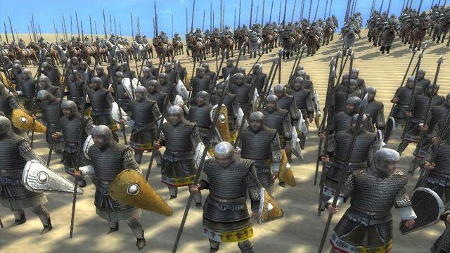 medieval ii total war kingdoms game mod rise of legends ii 1080