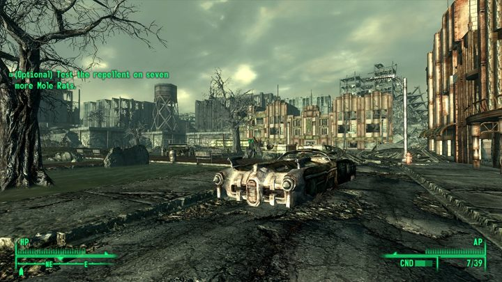 Fallout 3 GAME MOD Fallout3 WinXP/7/8/10 Multicore Threading