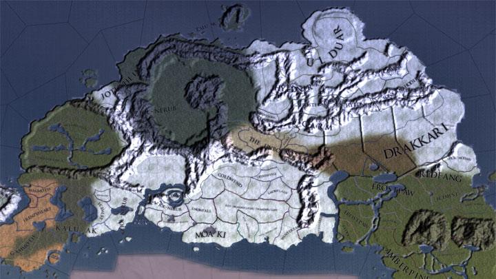 Europa Universalis IV GAME MOD Warcraft Universalis v 1 12