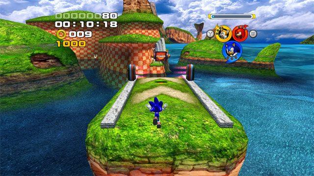 Sonic Heroes GAME MOD Sonic Heroes Resolution Update