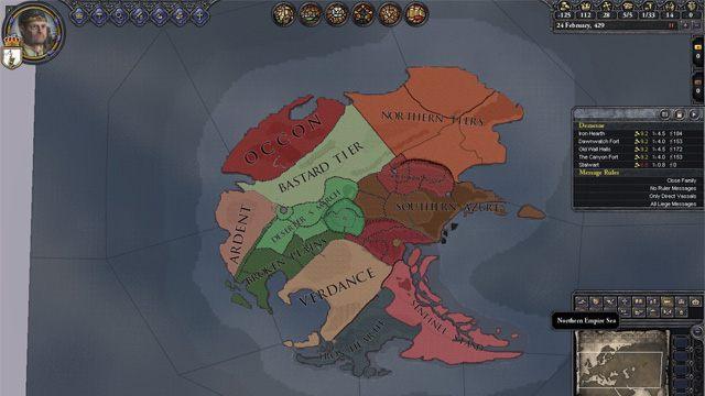 Crusader Kings II GAME MOD Tyranny Kings v 0 1f - download