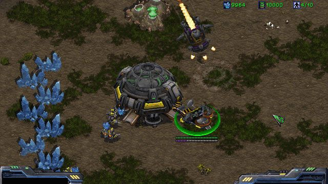 StarCraft: Brood War GAME MOD Conflict of the Stars v 0 4 - download