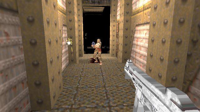 Quake GAME MOD Action Quake I v alpha - download | gamepressure com