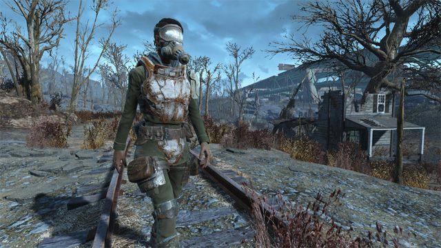 Fallout 4 GAME MOD NPCs Travel v 2 8 1 - download