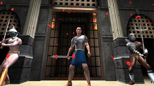Star Wars Jedi Knight II: Jedi Outcast GAME MOD Colosseum v