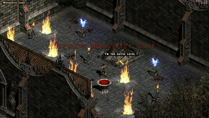 Diablo II: Lord of Destruction GAME MOD Reign of Shadow v